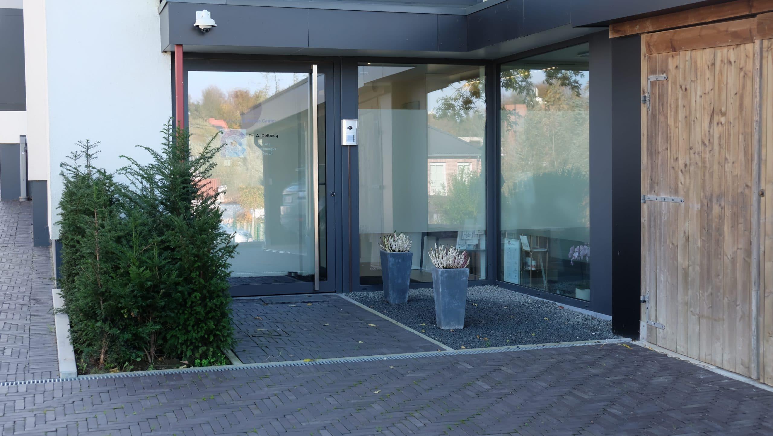 Ophtalmologue Eye-Center Rhode a Bruxelles
